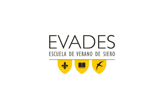 Nuevo logo para Evades, Escuela de Verano de Siero