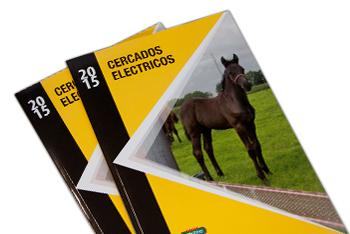 Un catálogo para cercados eléctricos
